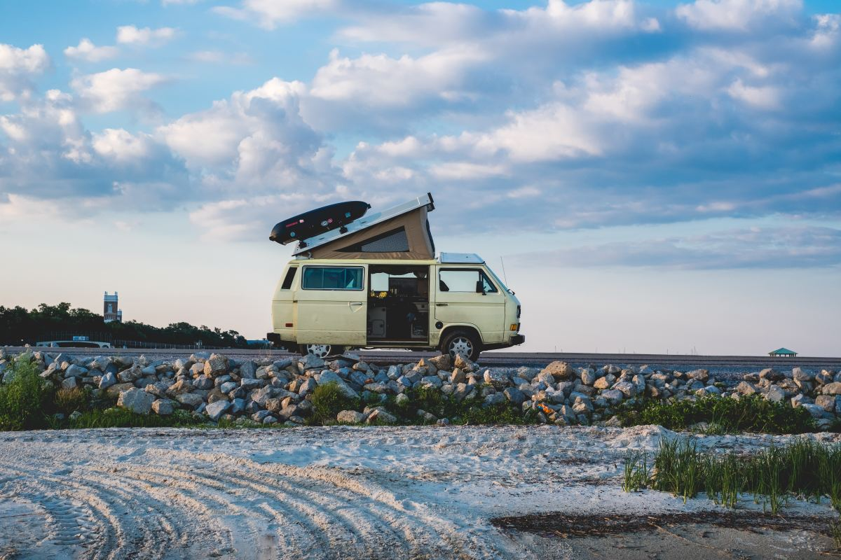 Becoming an American Nomad: Living in a Van, Is It for You?