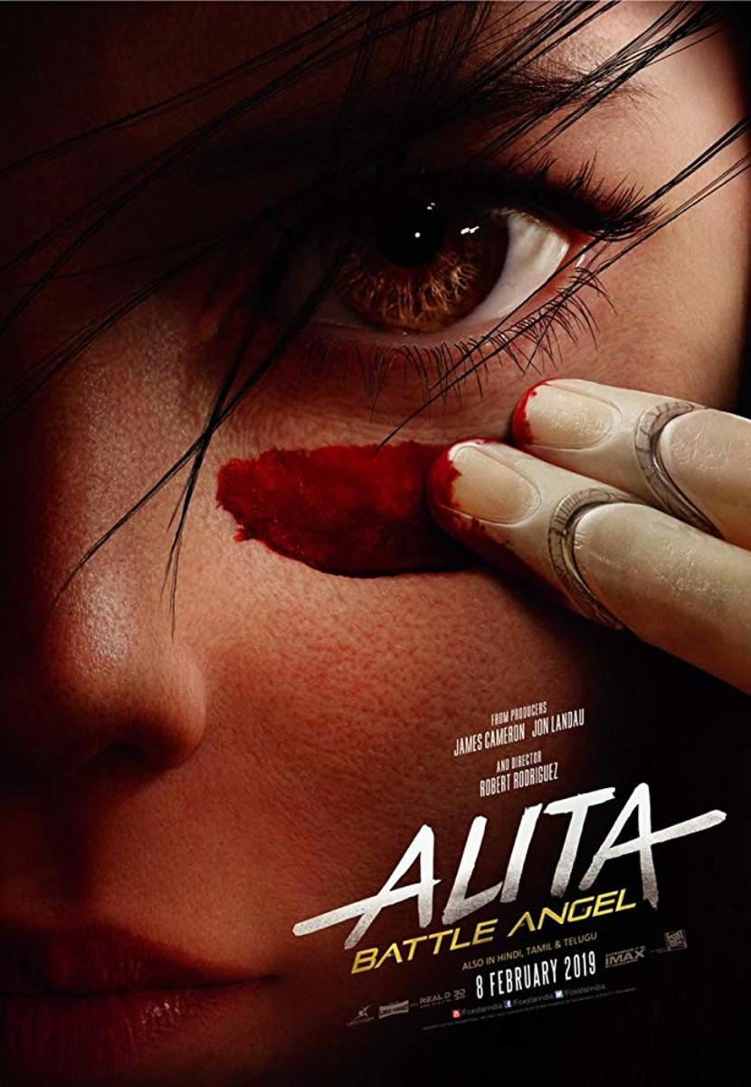 'Alita: Battle Angel' (2019) Movie Review
