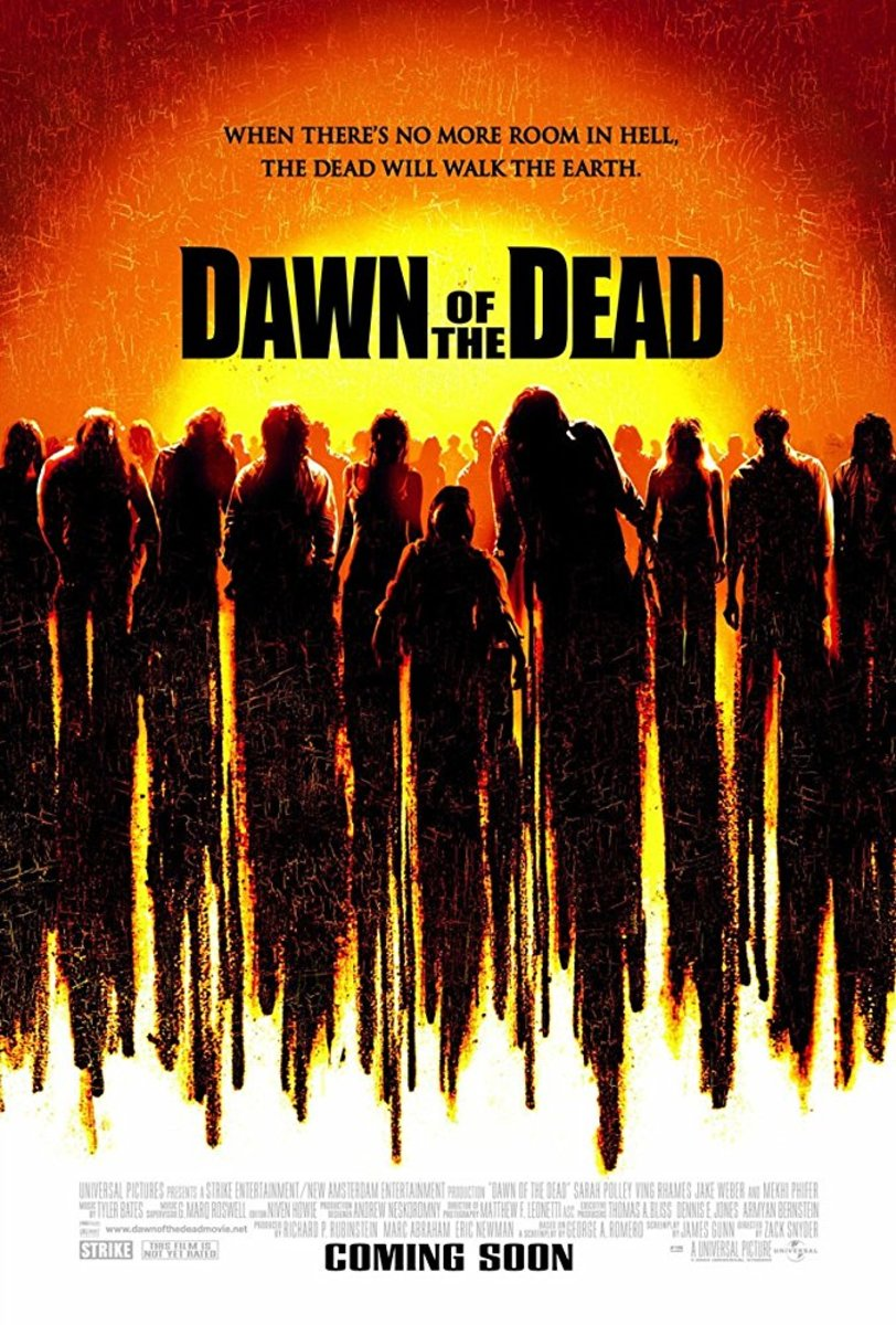 'Dawn of the Dead' (2004) Movie Review