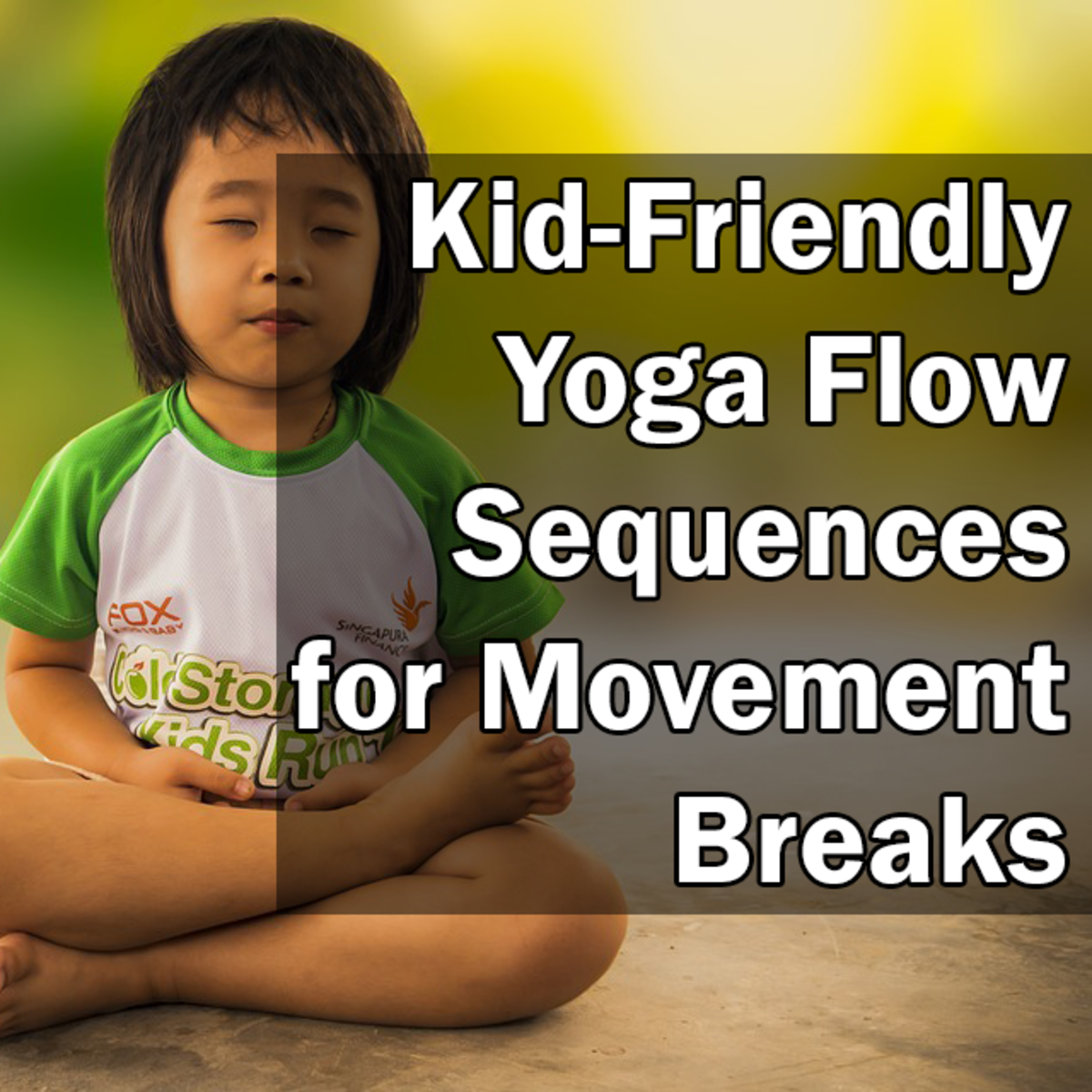 Kid-Friendly Yoga Flow Sequences for Movement Breaks and Early Childhood Fitness