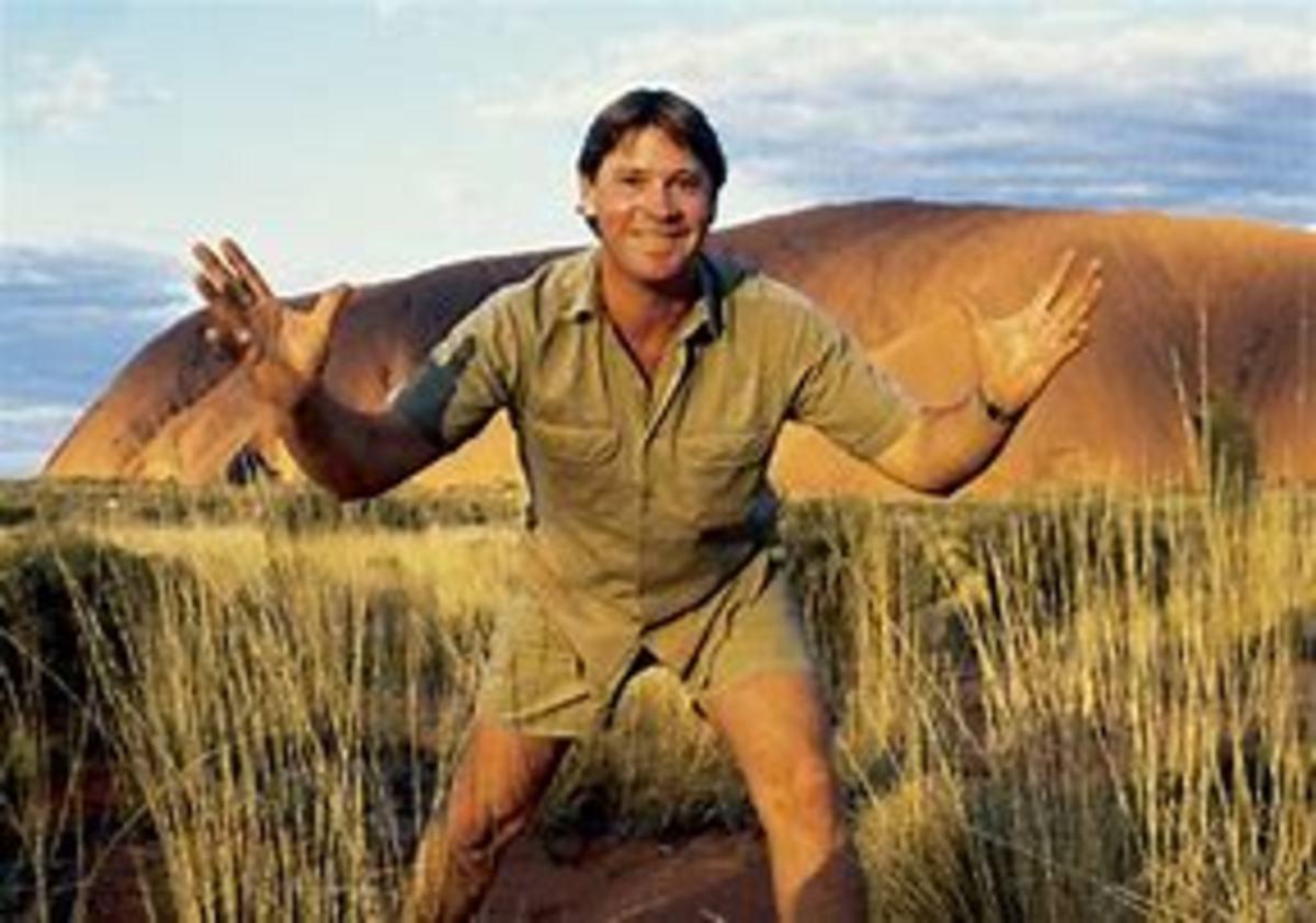 Steve Irwin: The World-Renowned Crocodile Hunter