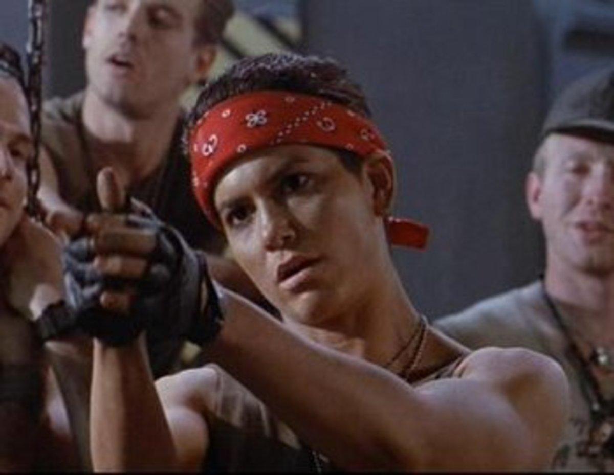 Vasquez: An Original Active Female on Screen