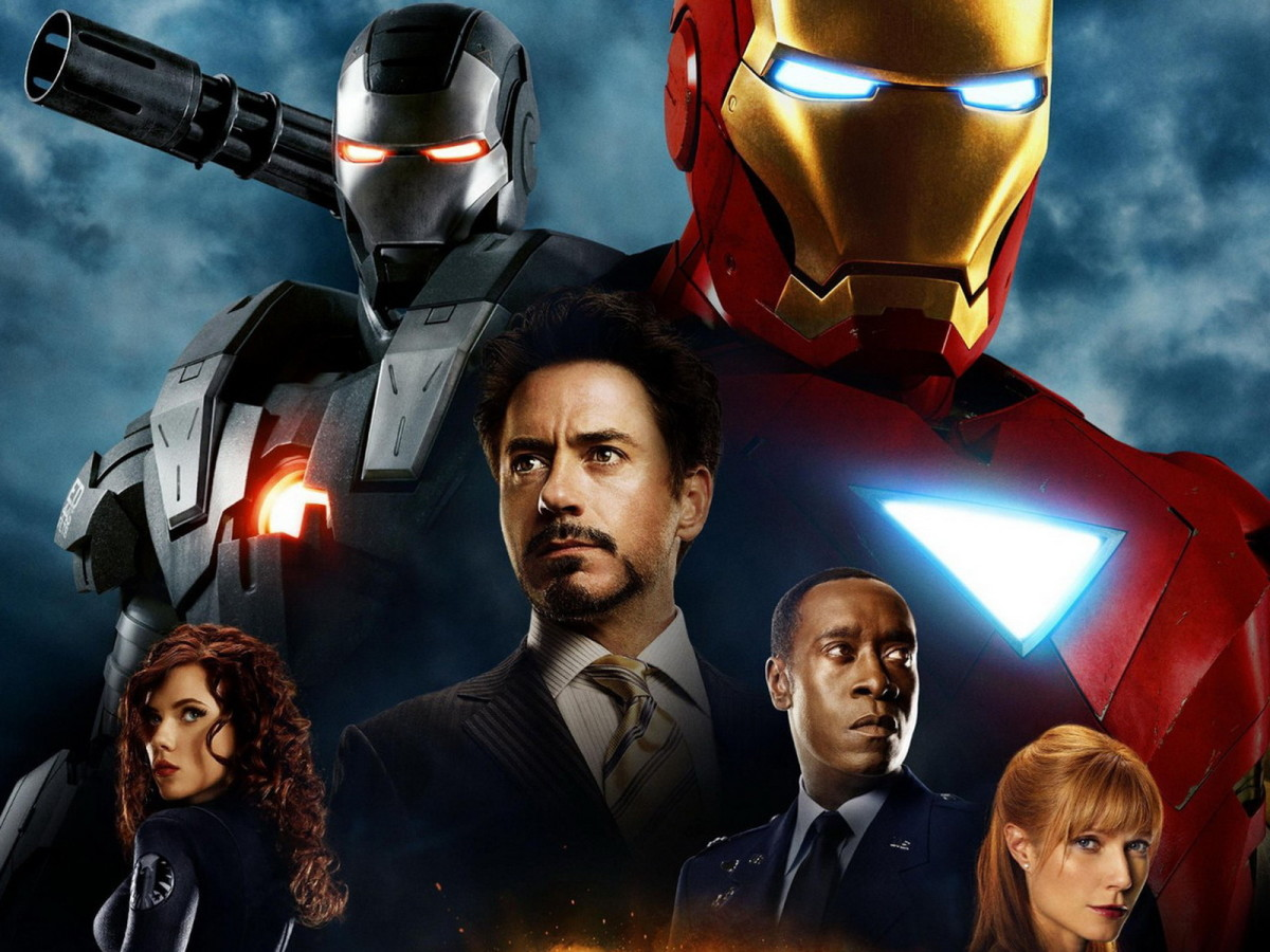 Film Review: 'Iron Man 2' - Not Quite as Good as the First