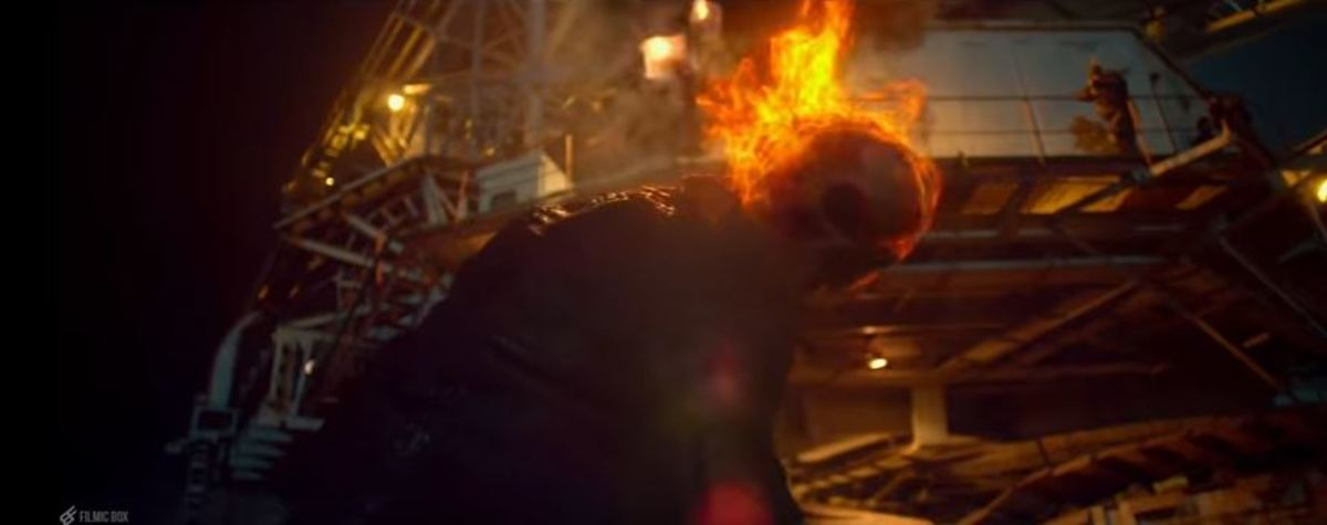 Film Review: 'Ghost Rider: Spirit of Vengeance'