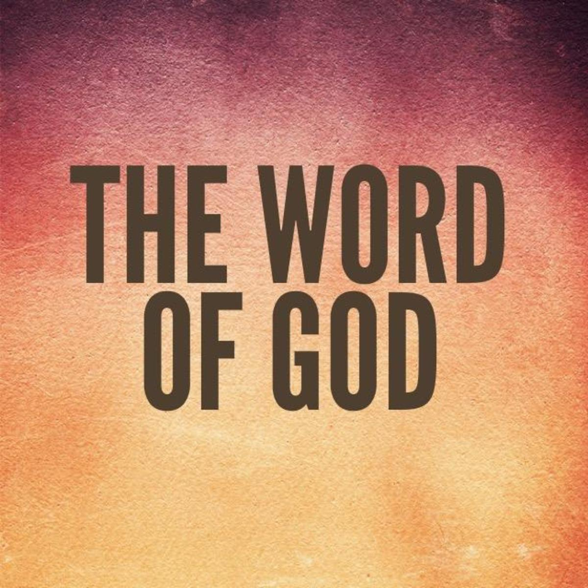 5 Unique Ways to Describe God's Word