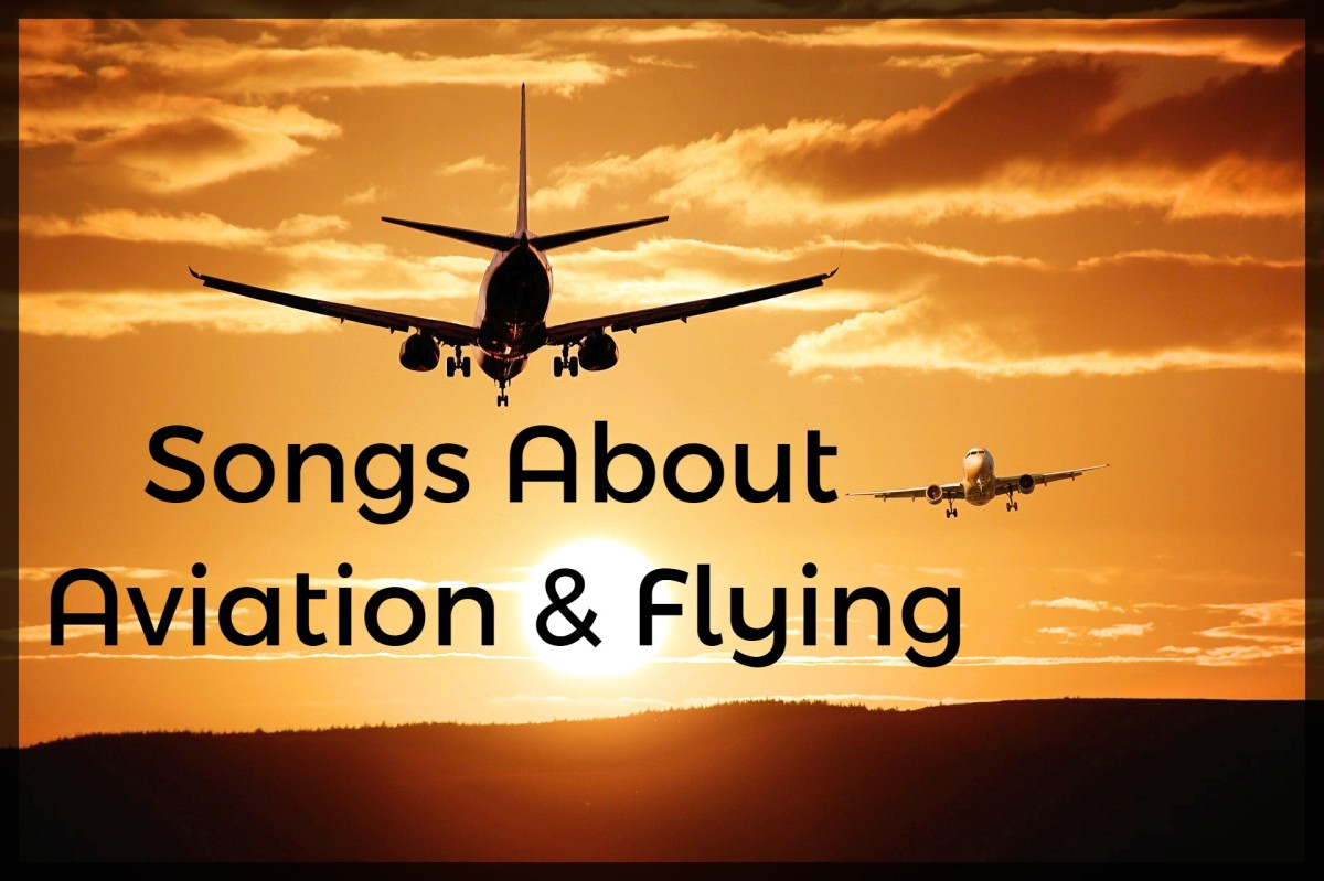 You don't have to be a pilot or frequent flier to celebrate planes, jets, and aviation. This playlist of pop, rock, and country songs about flying will get your propeller spinning.