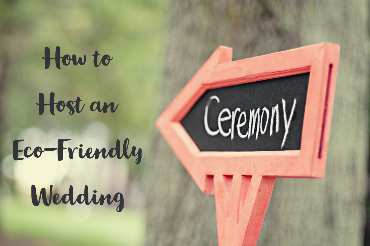 how-to-host-an-eco-friendly-wedding