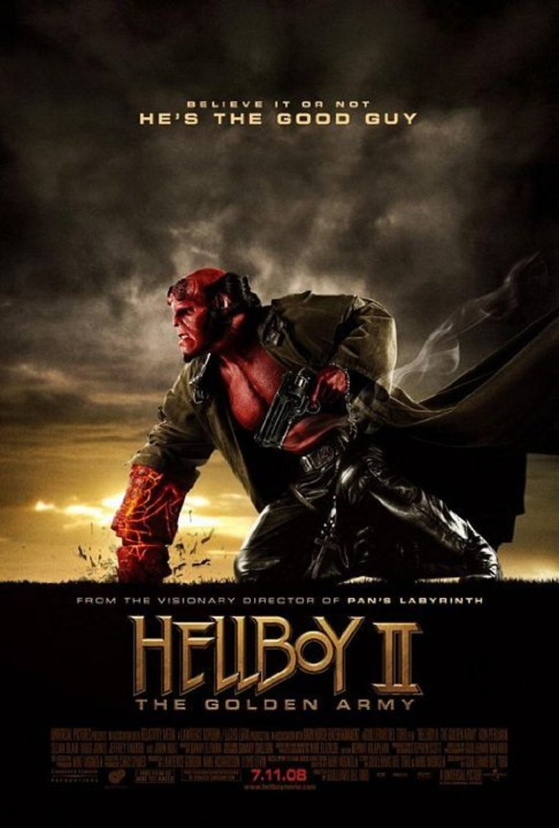 Should I Watch..? 'Hellboy II: The Golden Army'