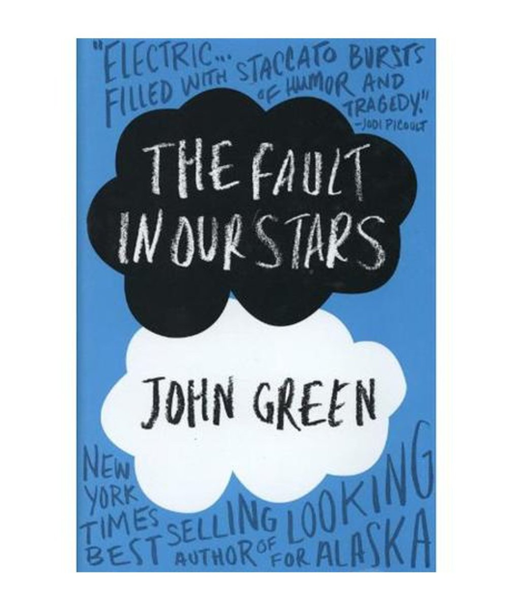 """Enthralling Books Like """"The Fault in Our Stars"""""""