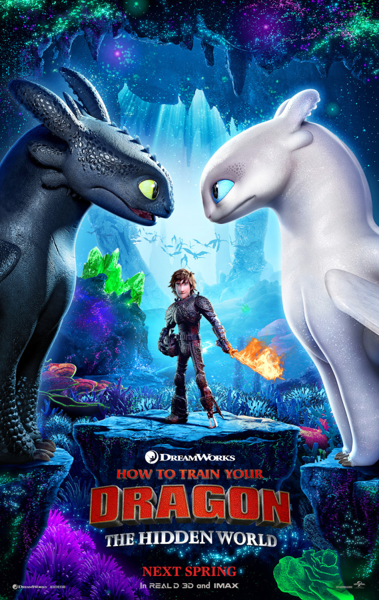 'How to Train Your Dragon: The Hidden World' Movie Review