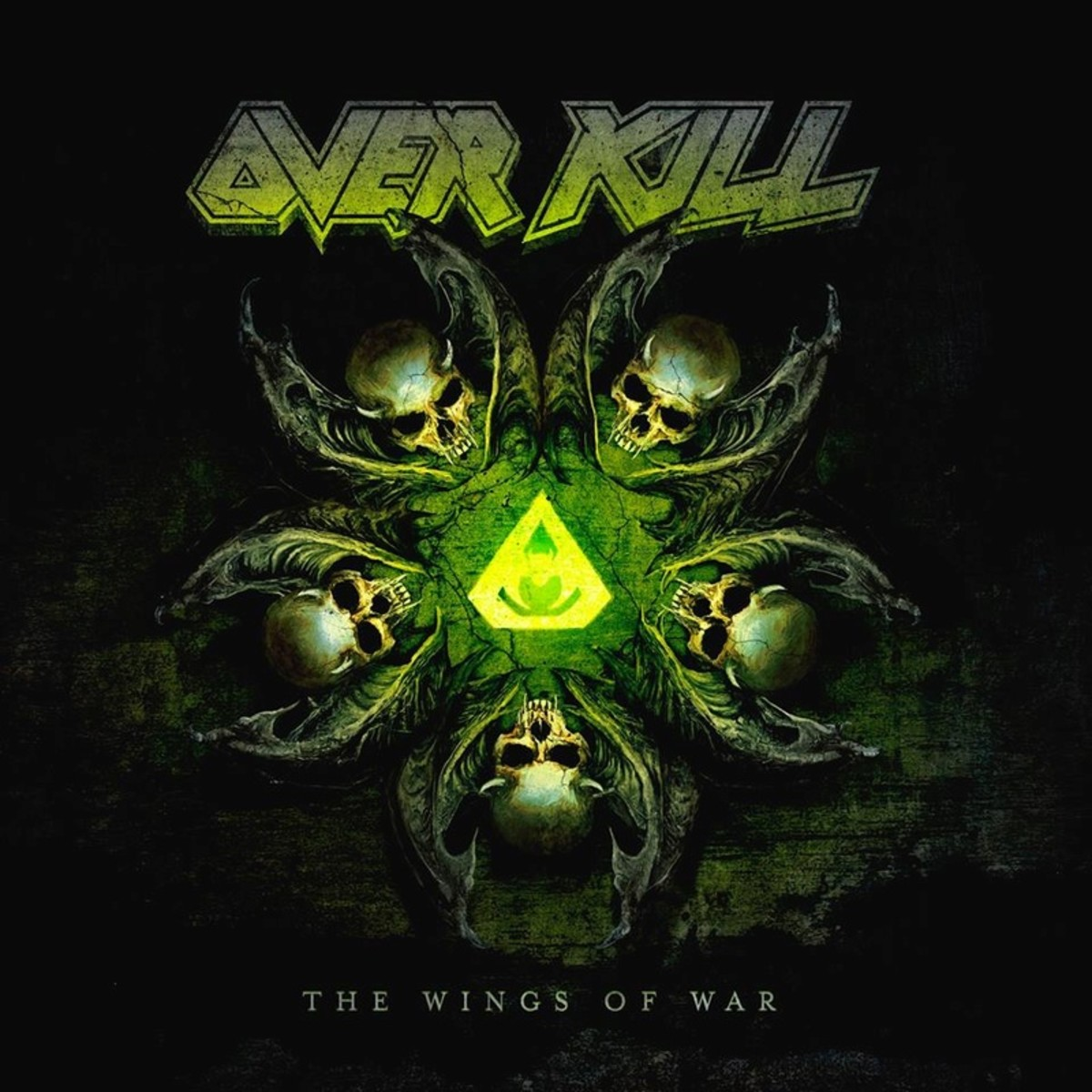 "Overkill, ""The Wings of War"" Album Review"