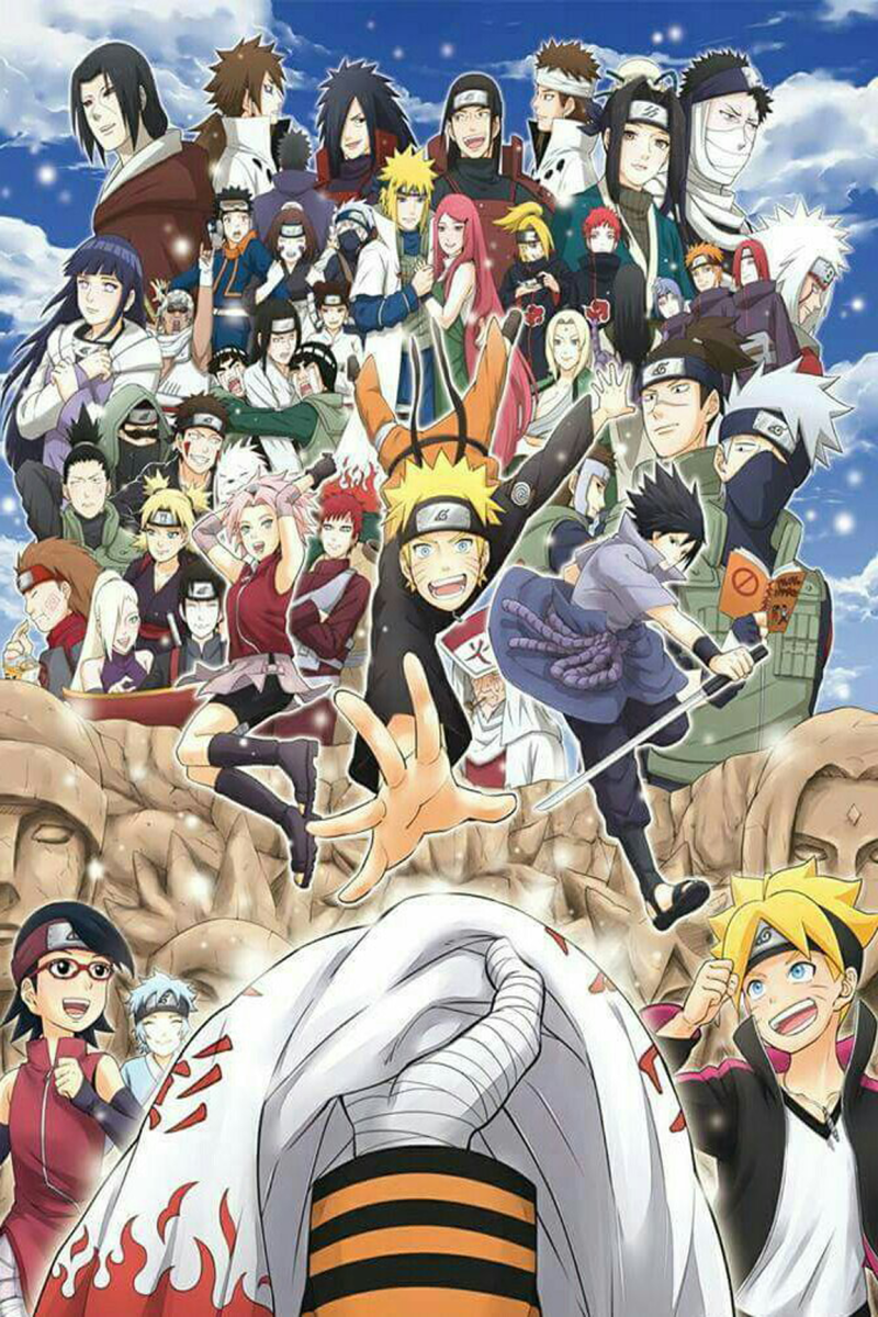 Top 14 Enthralling Anime Like 'Naruto' Everyone Should Watch