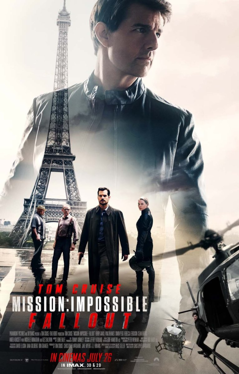 13 Movies Like 'Mission Impossible' Everyone Should Watch
