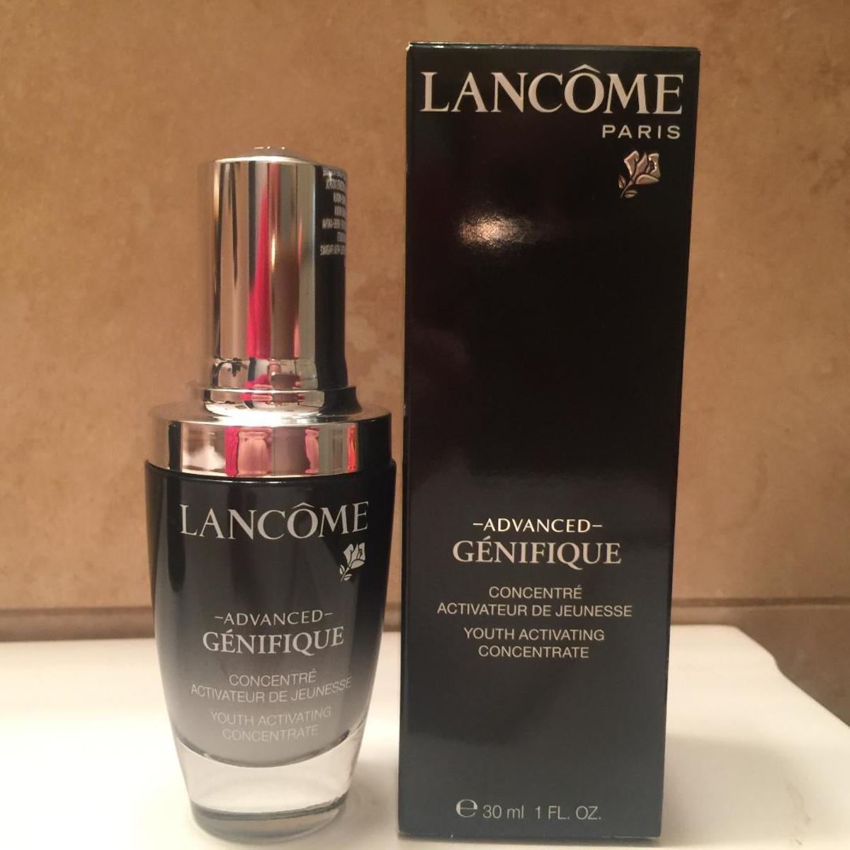 Product Review: Lancôme Advanced Génifique Youth Activating Concentrate
