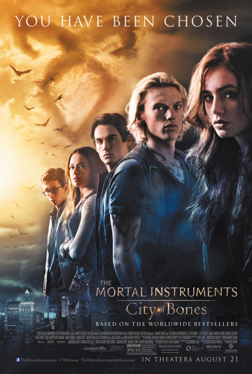 Top 11 Engrossing Movies Like 'The Mortal Instruments'