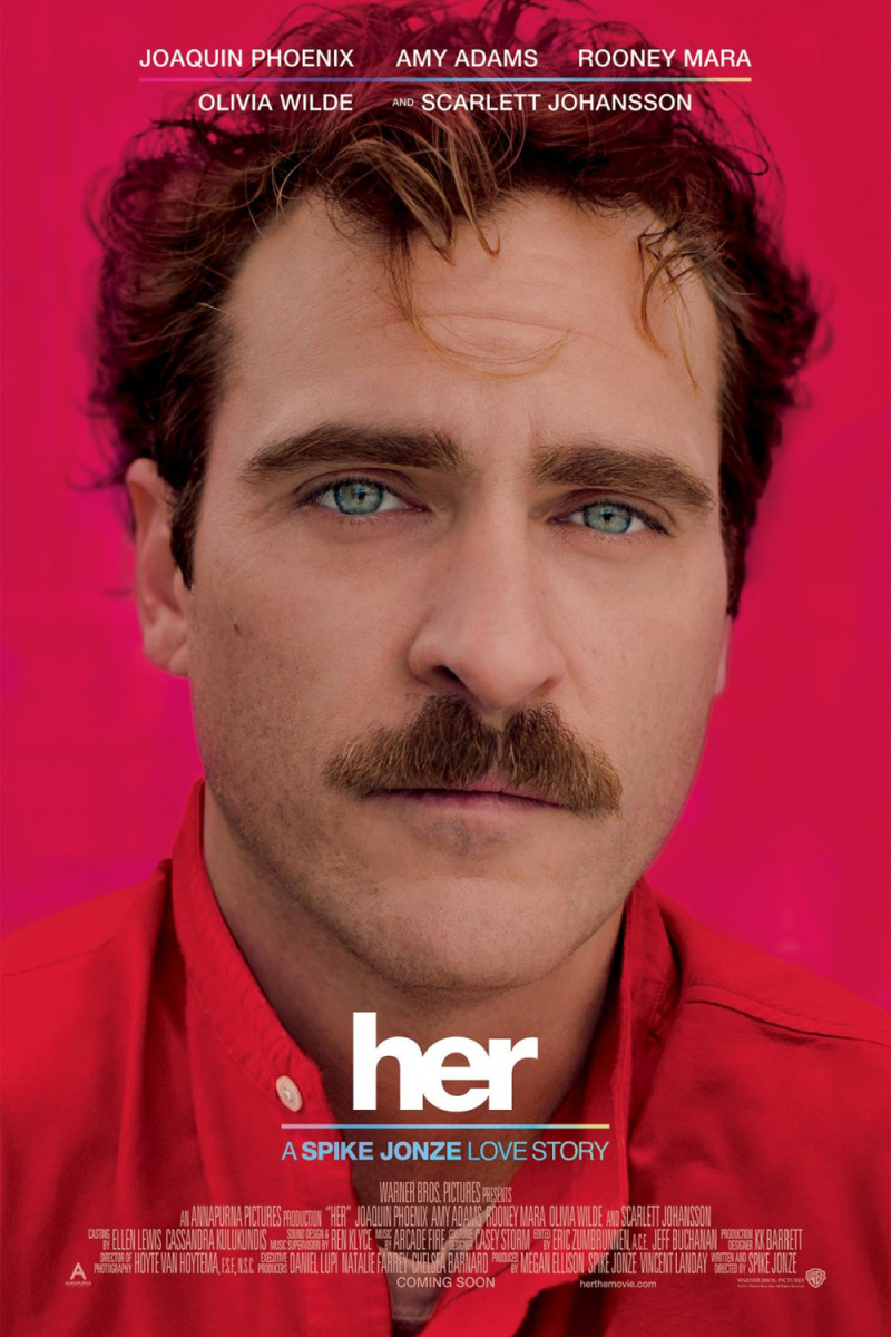 Top 12 Engrossing Movies Like 'Her'