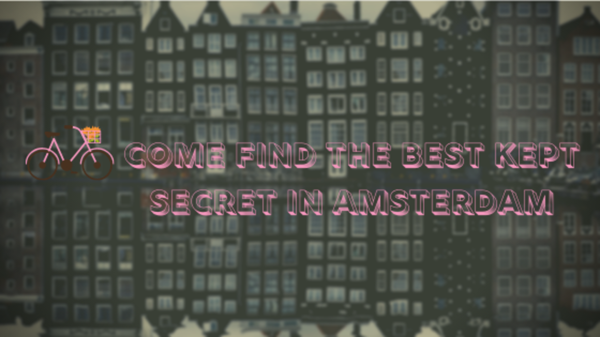 Find Out Why the NDSM Wharf Is the Best-Kept Secret in Amsterdam