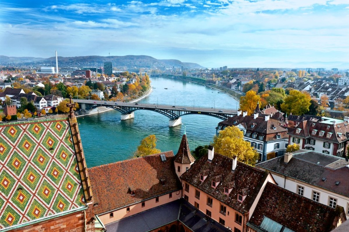 The Top Activities in Basel, From Museums to Chocolate Factories