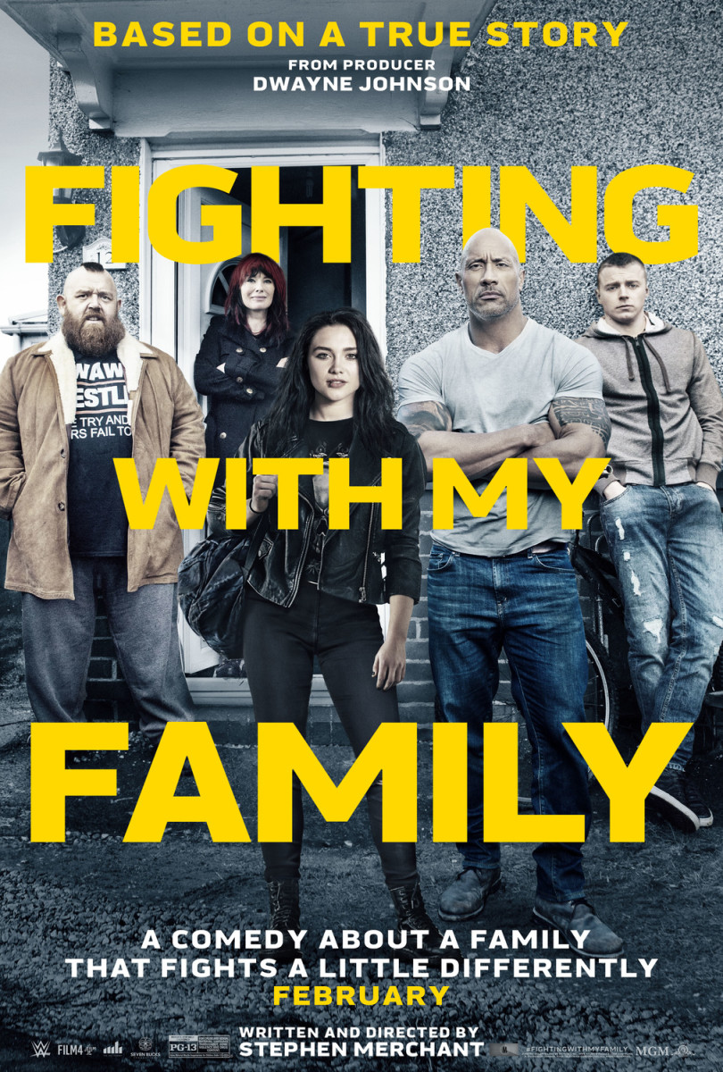 "Movie Review: ""Fighting with My Family"""