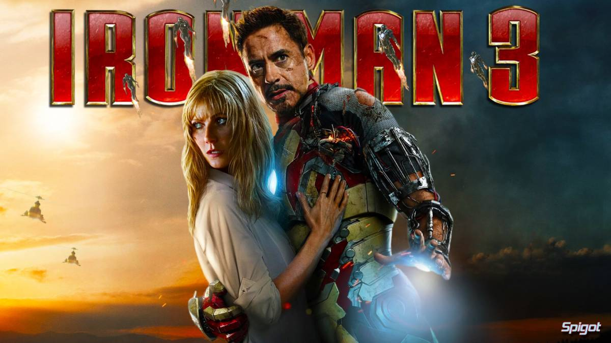 Film Review: 'Iron Man 3' (2013)   ReelRundown