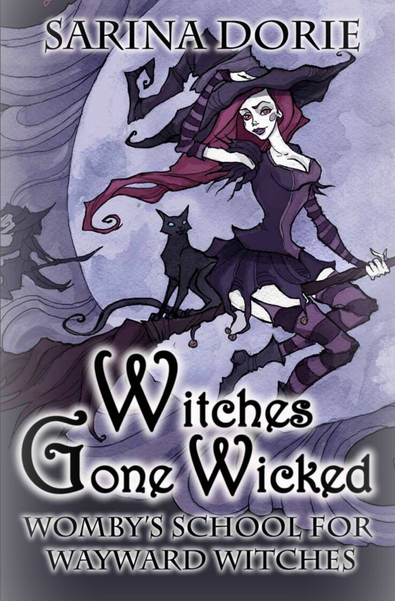 Witches Get Stupid in Witches Gone Wicked