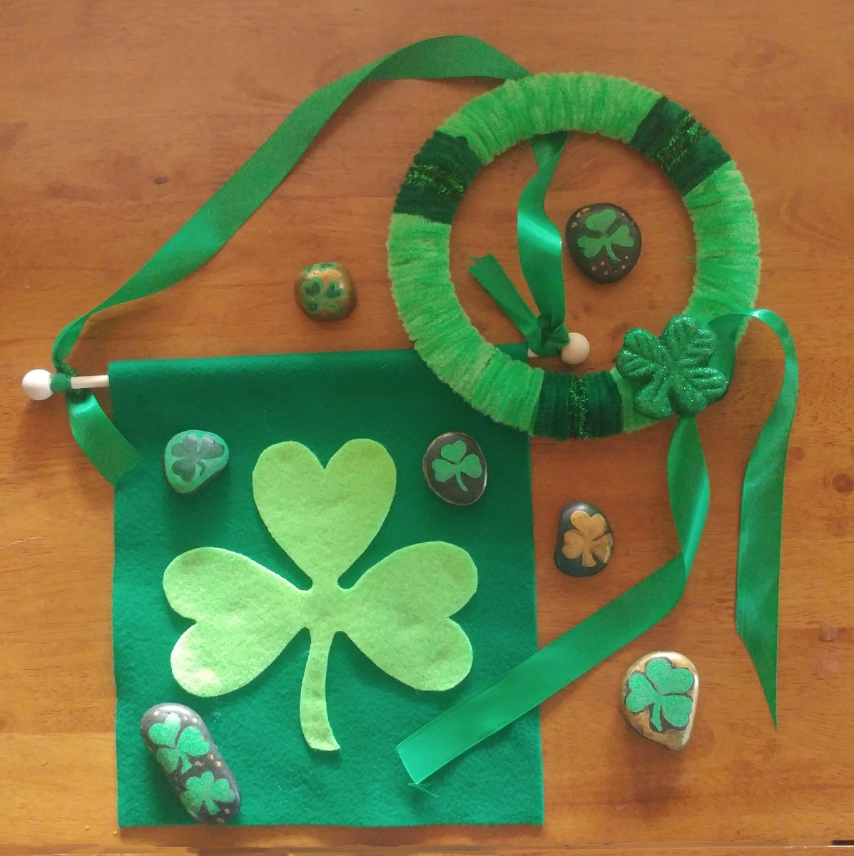 St. Patrick's Day DIY Crafts