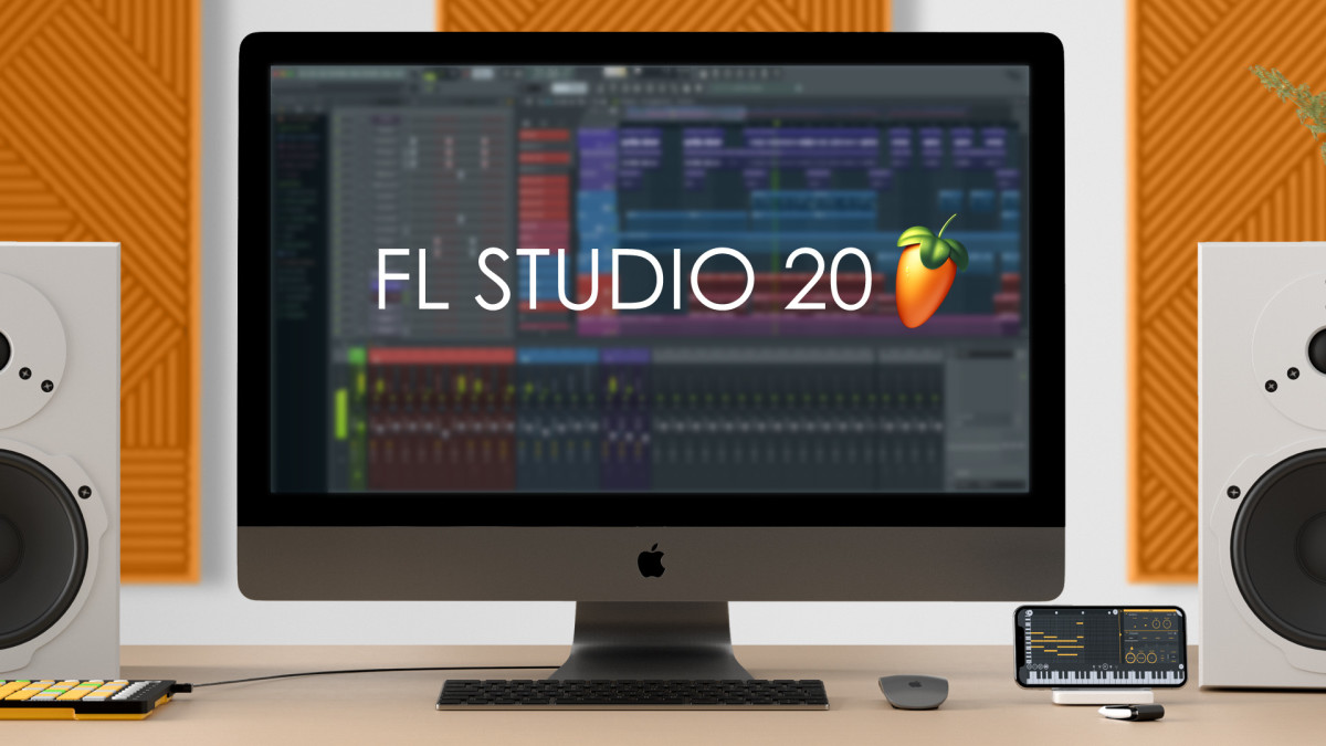 FL Studio 20 was the first version of the software to be available as a 64-bit native macOS application.
