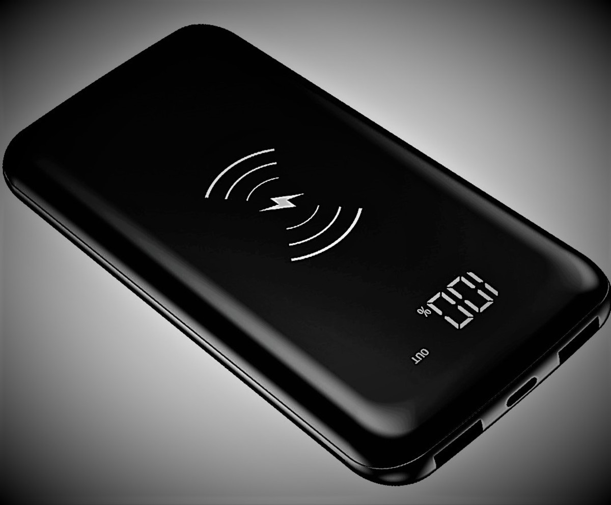 10000mAh Dodocool Wireless Power Bank