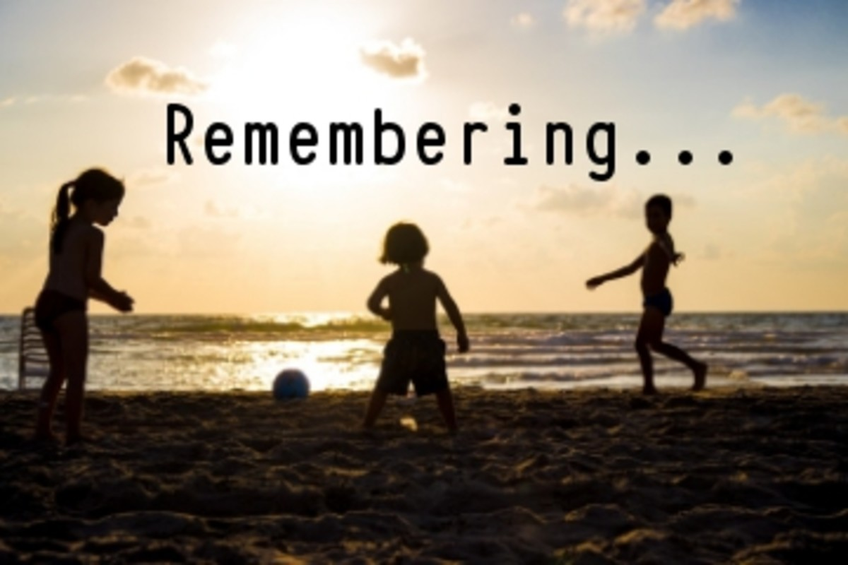 Poem:  Remembering a Little One