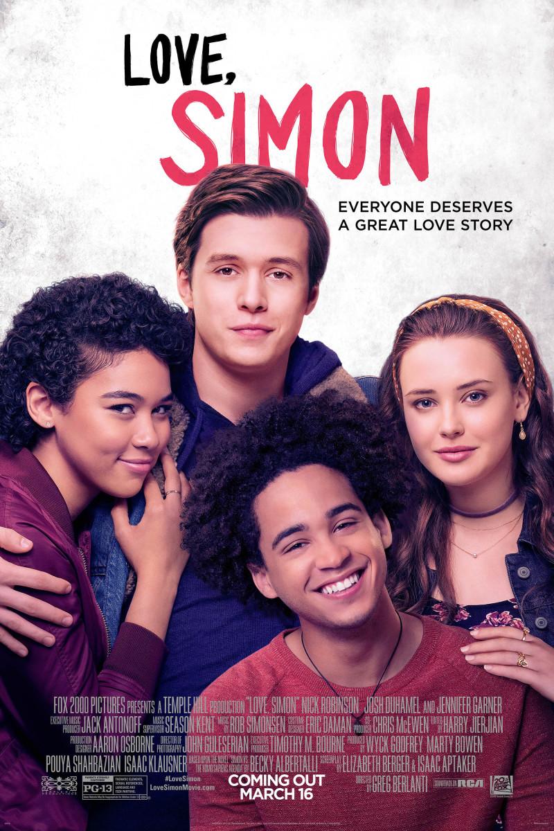 Movies Like Love, Simon