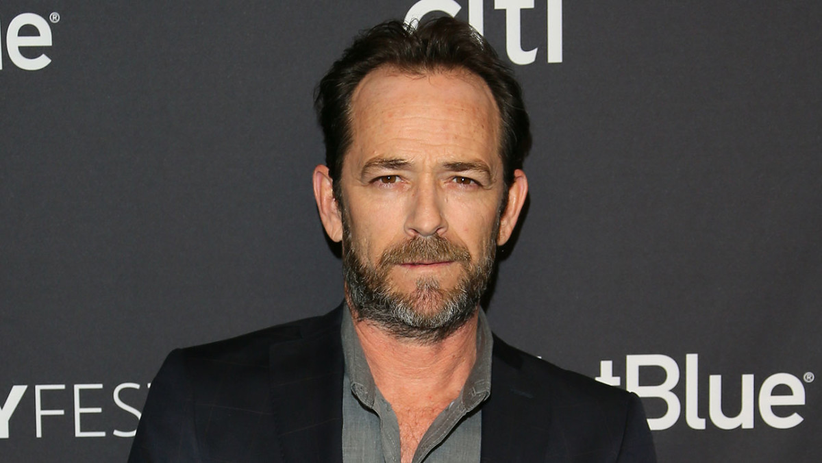 Luke Perry Dies at 52 and We All Realize Our Mortality