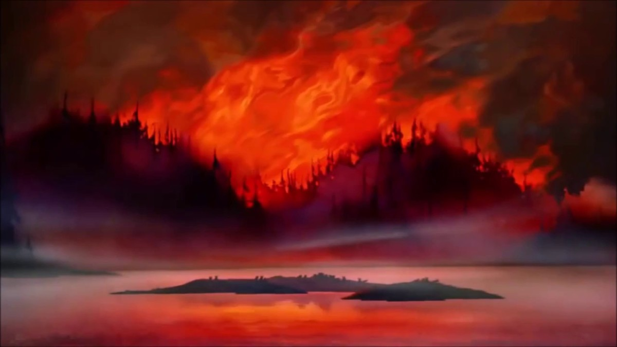Unseen Evil: The Rift Between Man and Nature in Walt Disney's
