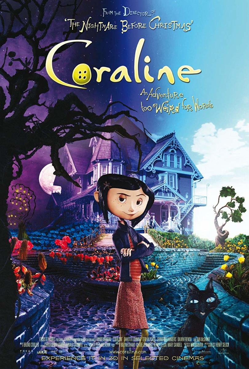 Top 10 Engrossing Movies Like 'Coraline'