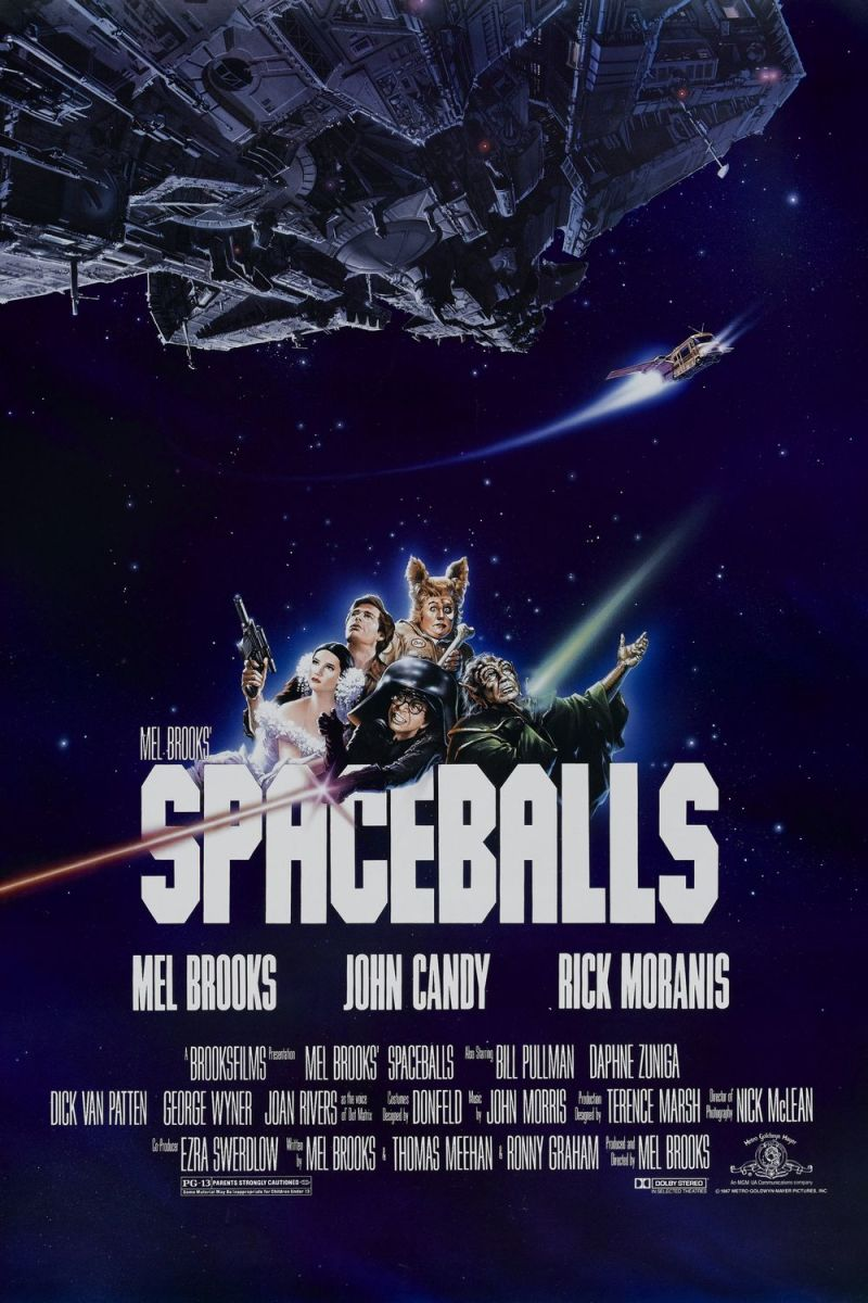 Should I Watch..? 'Spaceballs'