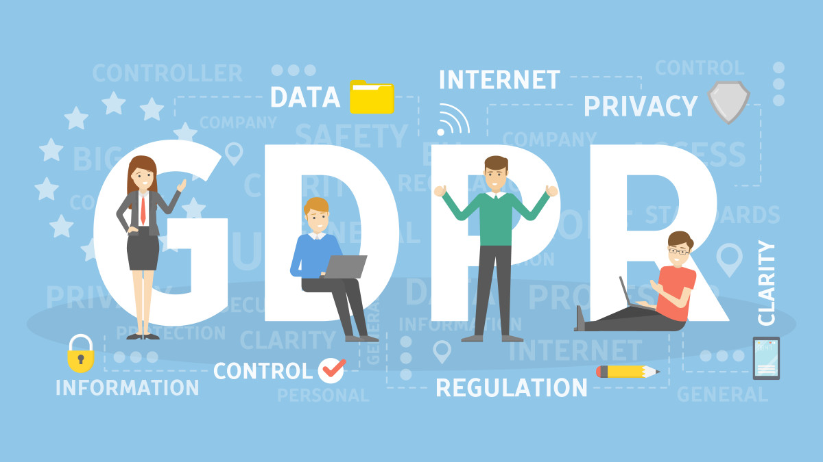 What GDPR Is and How It Affects Britons