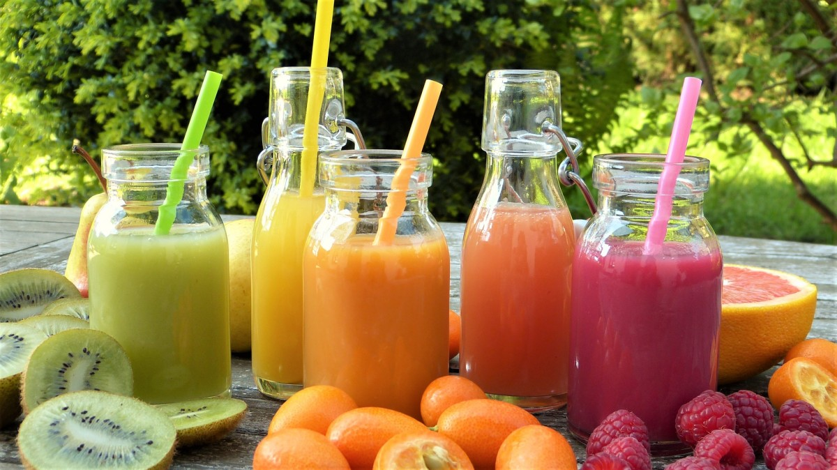 The Benefits of Juicing Fruit and Vegetables
