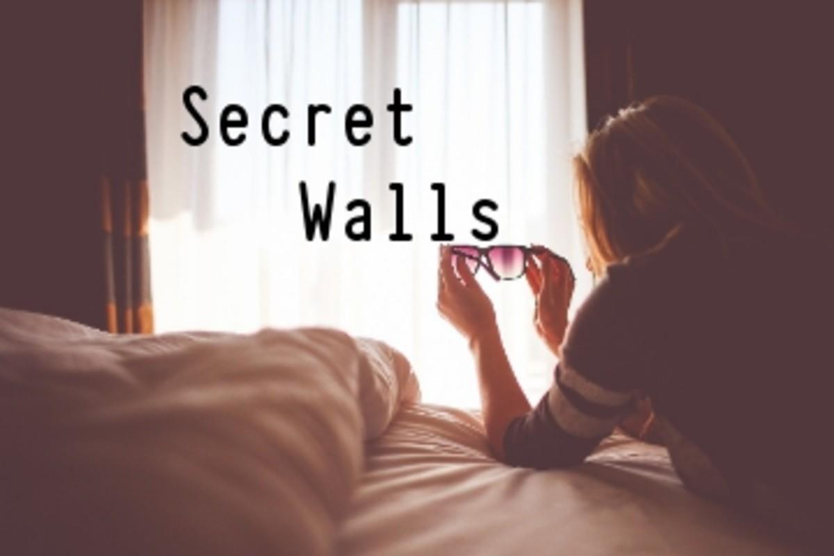 Poem:  Secret Walls