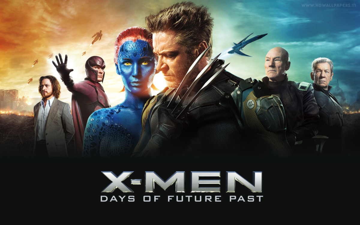 Film Review: 'X-Men: Days of Future Past'