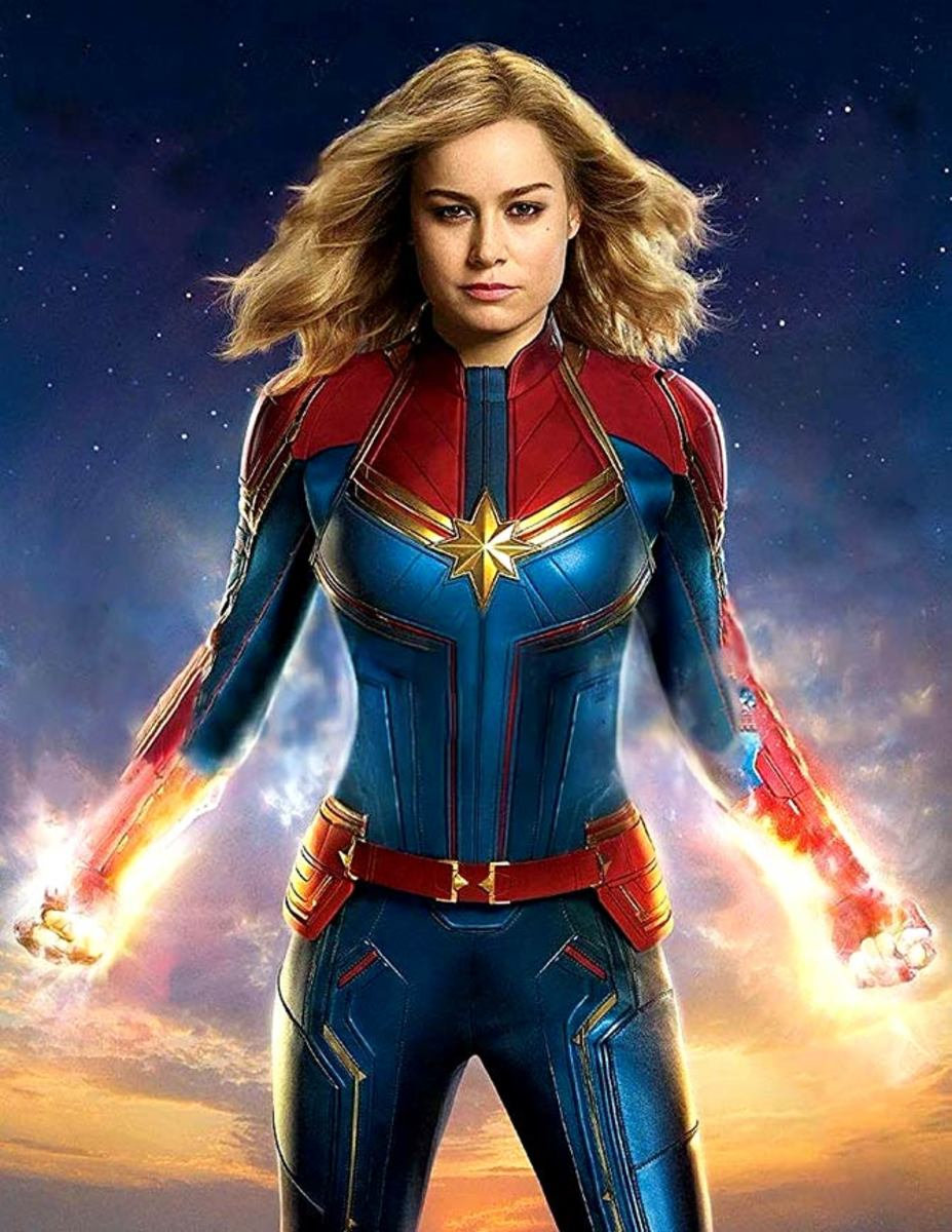 'Captain Marvel': The Somewhat Unbiased Review