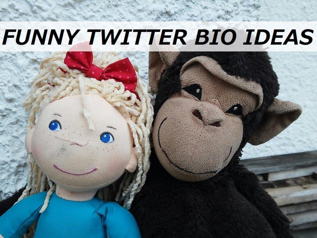 100+ Funny Twitter Bio Ideas