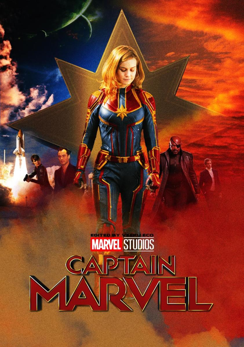 My Review of 'Captain Marvel' (2019)