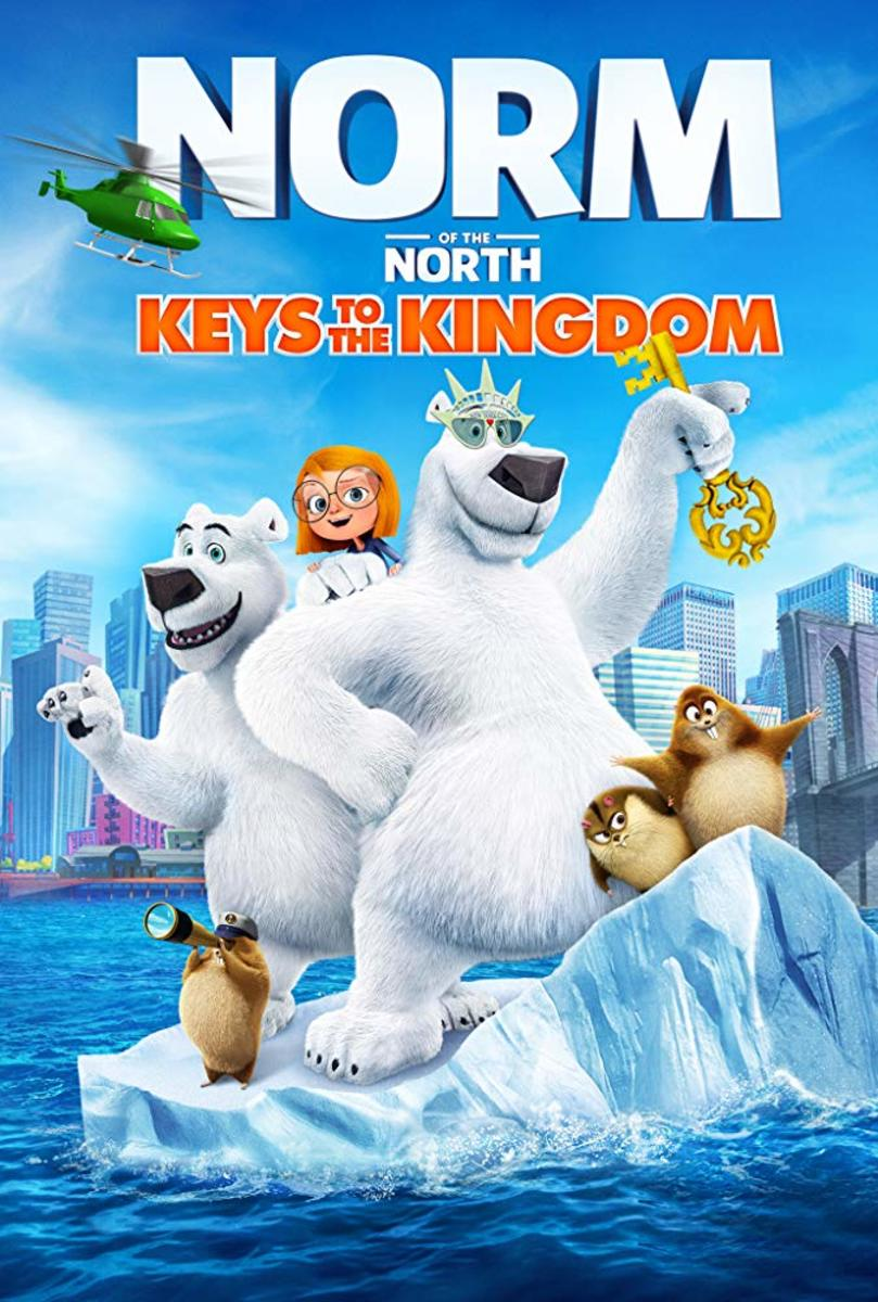 'Norm of the North: Keys to the Kingdom' (2019) Movie Review