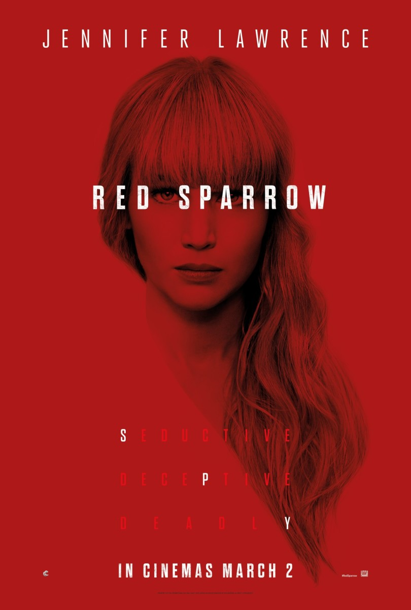 Top 10 Enthralling Movies Like 'Red Sparrow'