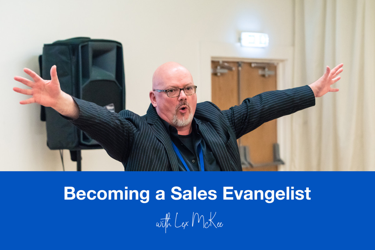 Becoming a Sales Evangelist