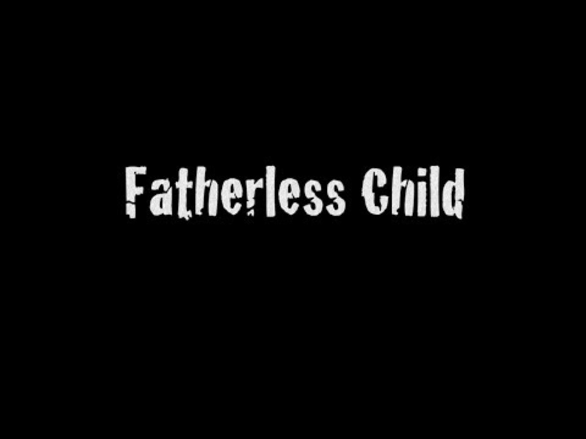 Father-Less Child : Real Talk