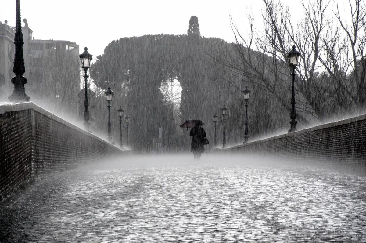 . . .Rain, Dear Old Friend, Rain