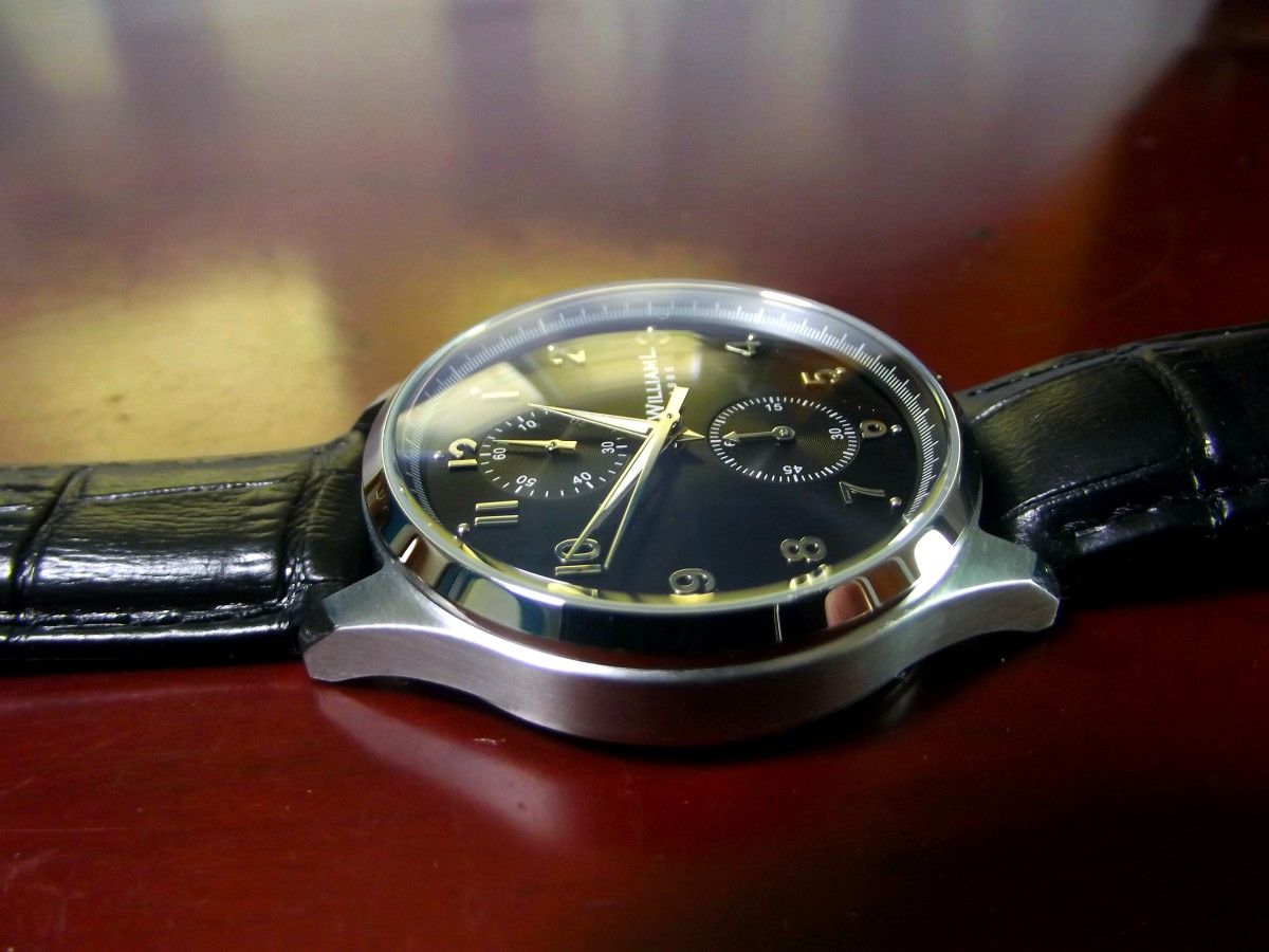 Review of the William L. 1985 Chronograph