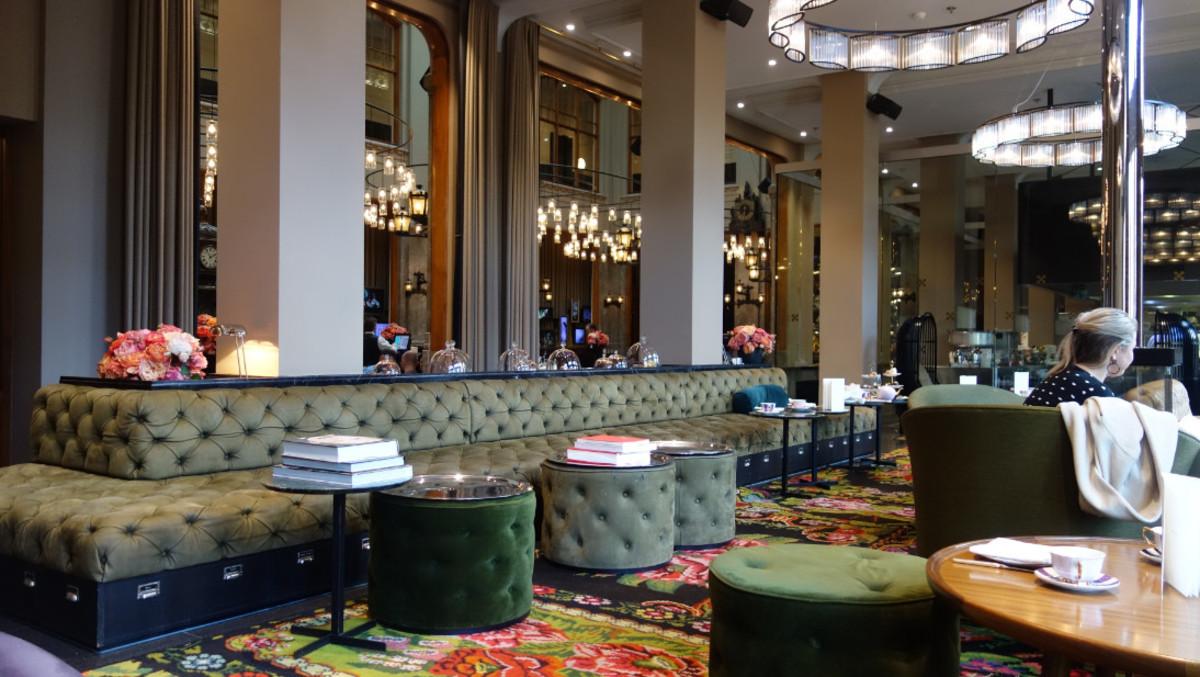 The Duchess Tea Room Amsterdam