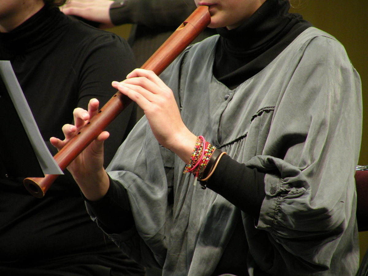 12 Performances by Professional Recorder Groups Plus Music Facts