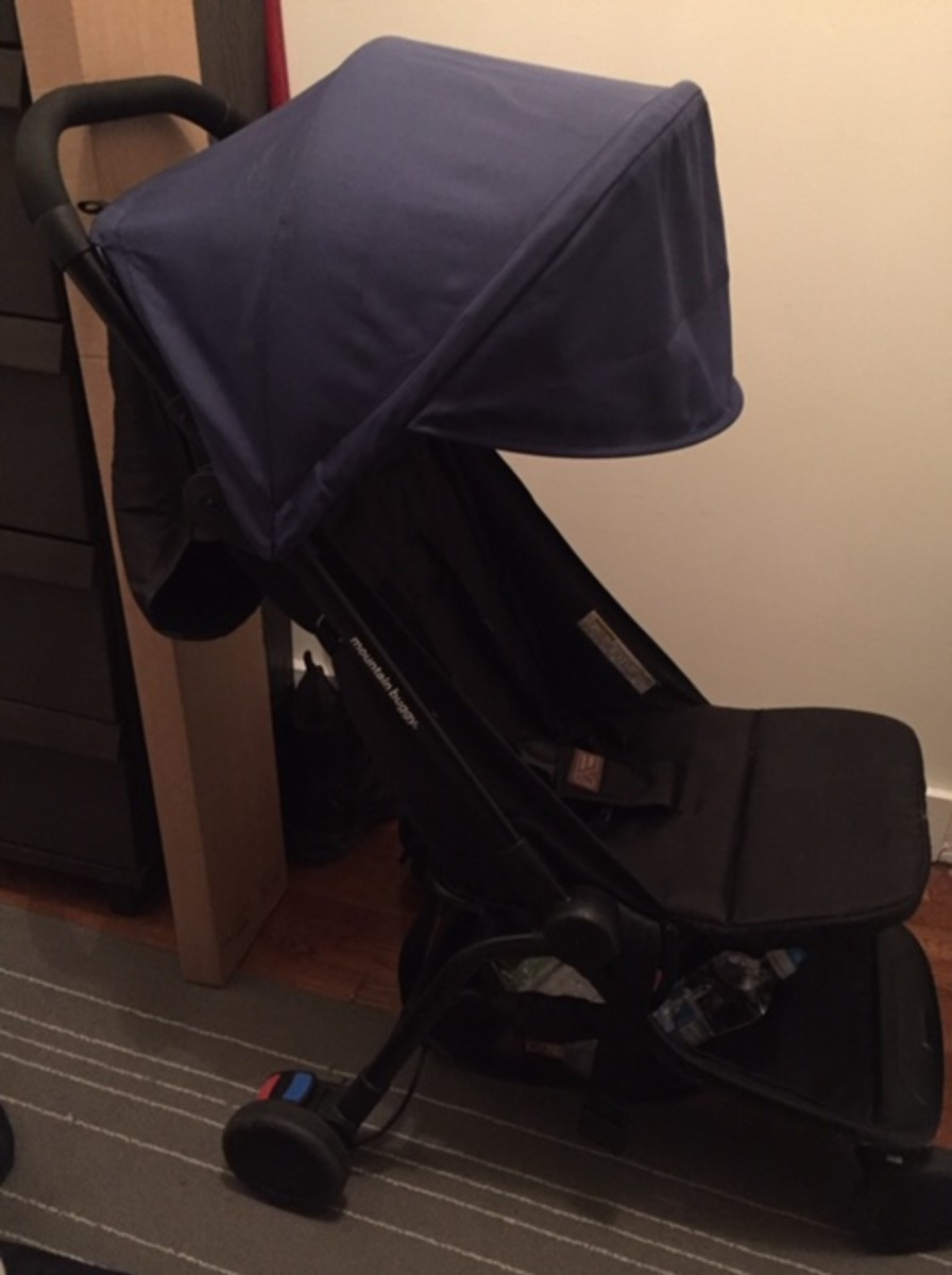 Is the Mountain Buggy Nano the Best Travel Stroller? One Mom's Honest Review